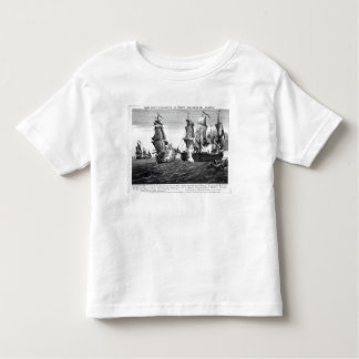 The Memorable Combat Between Captain Pearson Toddler T-shirt