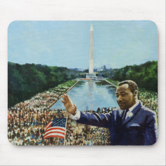 The Memorial Speech 2001 Mouse Pad