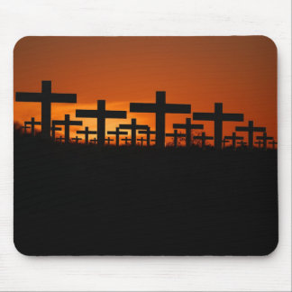 The memory of loved and lost ones mousepads