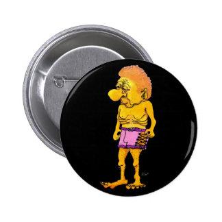 The Men´s new Fashion - is sooo HOT Pin Redondo De 2 Pulgadas