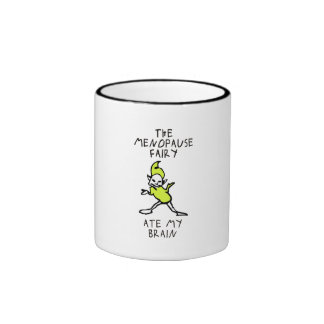 The Menopause Fairy Coffee Mugs