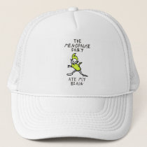 The Menopause Fairy Trucker Hat
