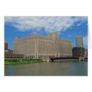 The Merchandise Mart in Chicago Card