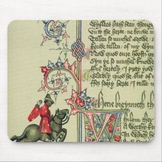 The Merchant, facsimile detail from Mouse Pad