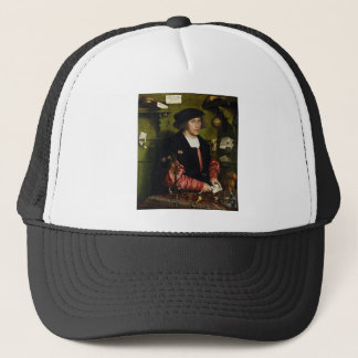 The Merchant Georg Gisze Hans Holbein the Younger Trucker Hat