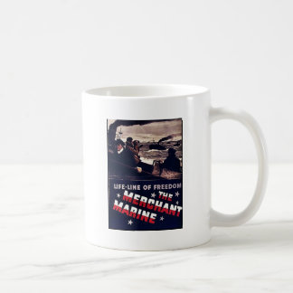 The Merchant Marine Coffee Mugs