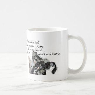 The Merchant of Venice Coffee Mug