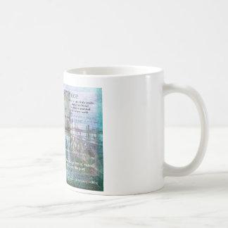 The Merchant of Venice Shakespeare quotes Coffee Mug