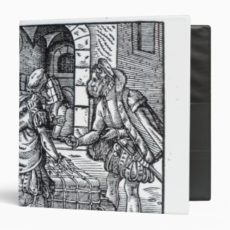 The Merchant, published by Hartman Schopper 3 Ring Binder