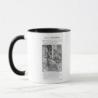 The Merchant, published by Hartman Schopper Mug