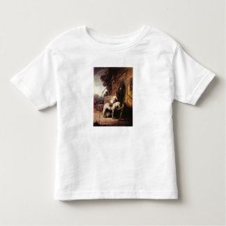 The Merciful Samaritan by Rembrandt Toddler T-shirt