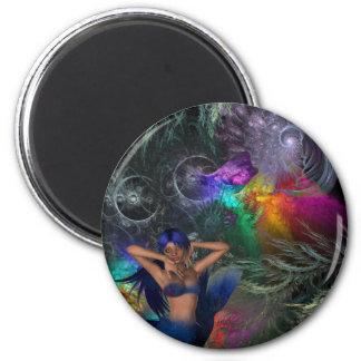 The Mermaid magnet