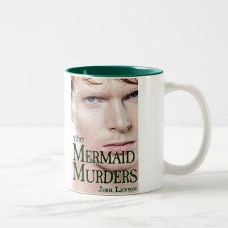 The Mermaid Murders Quote #1 ceramic mug