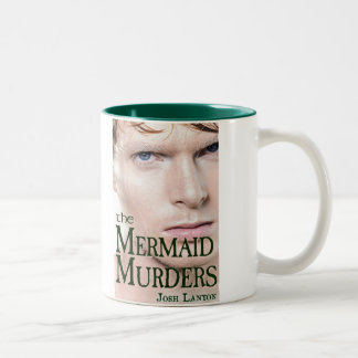 The Mermaid Murders Quote #2 ceramic mug