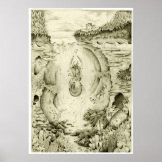 The Mermaid Posters