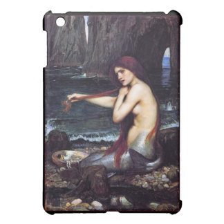 The Mermaid Pre-Raphaelite  iPad Mini Cover