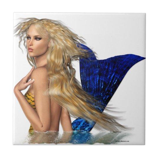 The Mermaid Tile