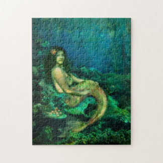The Mermaids Chair Jigsaw Puzzle