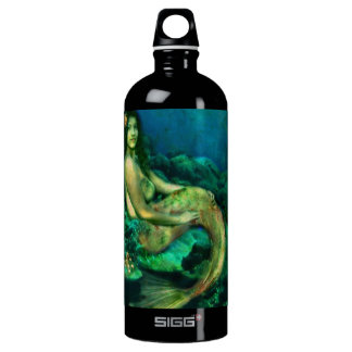 The Mermaids Chair Water Bottle