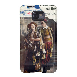 The Merry Widow Galaxy SII Covers