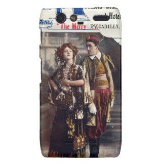 The Merry Widow Droid RAZR Cover
