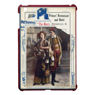 The Merry Widow Case For The iPad Mini