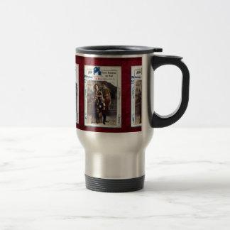 The Merry Widow Coffee Mugs