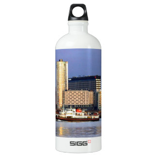The Mersey Ferry & LIverpool Waterfront SIGG Traveler 1.0L Water Bottle