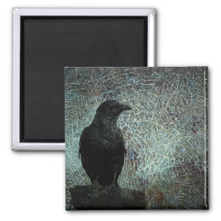 The Messenger 2 Inch Square Magnet