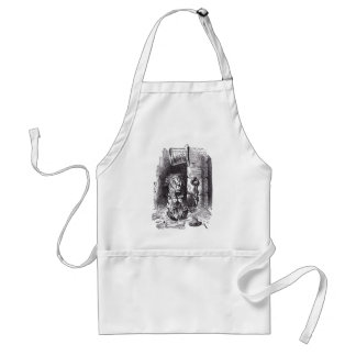 The Messenger Aprons