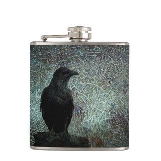 The Messenger Hip Flask