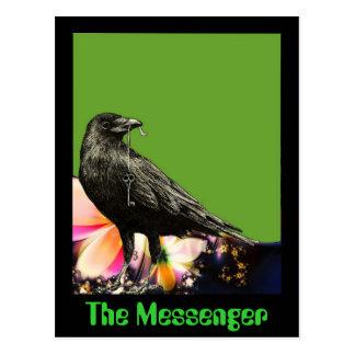The Messenger Postcard