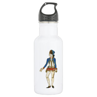 The Messenger Stainless Steel Water Bottle