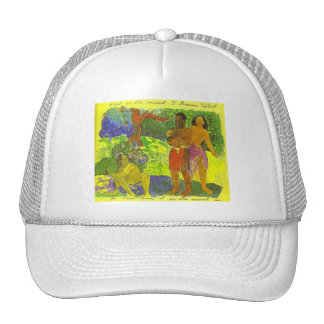 'The Messengers of Oro' - Paul Gauguin Hat
