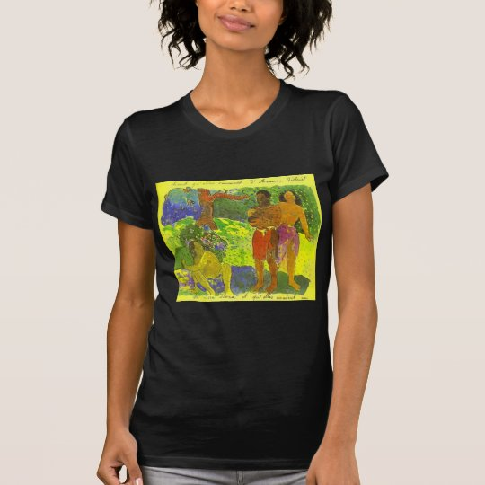 'The Messengers of Oro' - Paul Gauguin T-Shirt