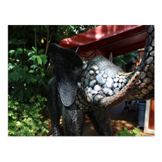 The Metal Elephant Postcard