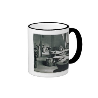 The Metal Workshop from the Workshops of the Bauh Coffee Mugs