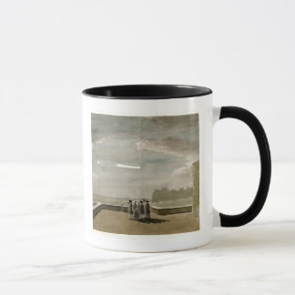 The Meteor of August 18, 1783, as seen from the Ea Mug