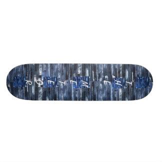 The Meteor Shower Skateboard