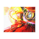 The Method Abstract Canvas Print