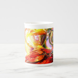 The Method Abstract Tea Cup