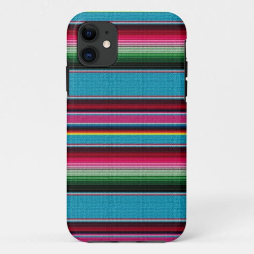 The Mexican Blanket Phone Case