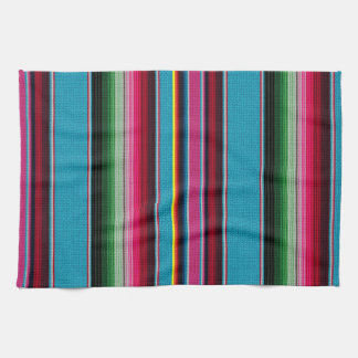 The Mexican Blanket Kitchen Towels