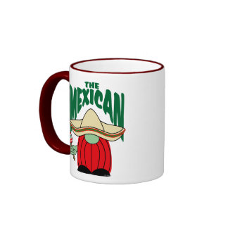 The Mexican Coffee Mugs
