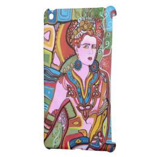 The Mexican Woman Cover For The iPad Mini