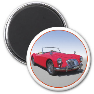 The MGA 2 Inch Round Magnet