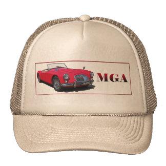 The MGA Mesh Hat