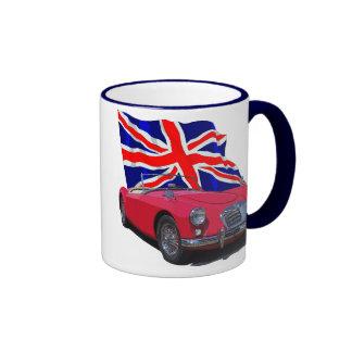 The MGA Ringer Coffee Mug