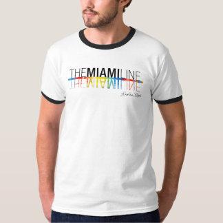 The Miami Line, Rockne Krebs T-Shirt Men's -Ringer