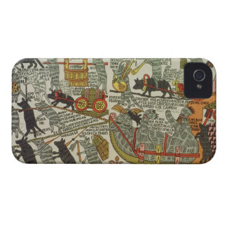 The Mice Bury the Cat, Russian, late 18th century iPhone 4 Case